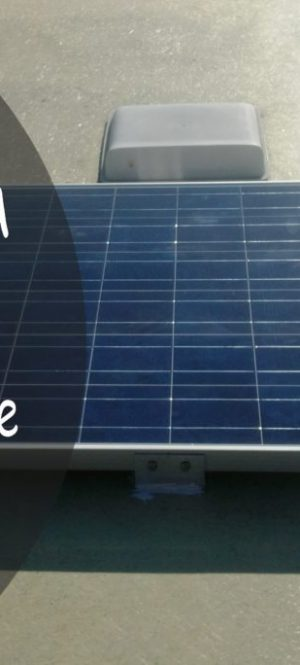 Solar Panel Install Title