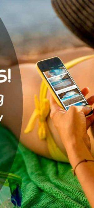 beach mobile phone DONE 2